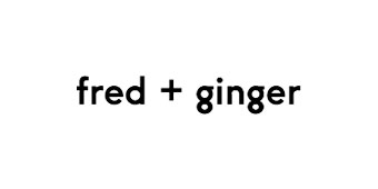 Logo Fred + Ginger